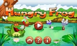 Hungry Frog Free screenshot 1/5