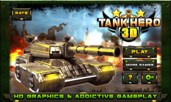 Tank Hero 3D Game screenshot 1/6