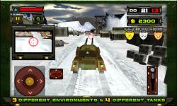 Tank Hero 3D Game screenshot 3/6