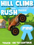 Hill Climb Rush Pro free screenshot 2/3