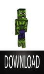 Superheroes minecraft skins screenshot 1/3