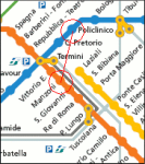 RomeMetro screenshot 1/1