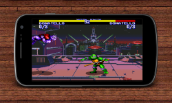 Ninja Turtles Tournament screenshot 1/4