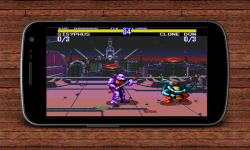 Ninja Turtles Tournament screenshot 3/4