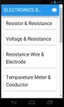 Electronics Books screenshot 1/6