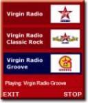 Virgin Radio V1.04 screenshot 1/1