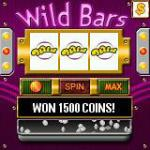 Gara Wild Bar Slots screenshot 1/1