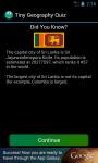 Tiny Geography Quiz screenshot 1/4
