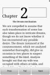 Dream Psychology app screenshot 3/3
