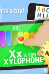 Interactive Alphabet - ABC Flash Cards screenshot 1/1