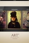 ART HD Deluxe. Great Artists. Gallery and Quiz screenshot 1/1