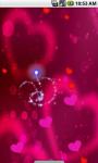 Full Heart Live Wallpaper screenshot 2/4