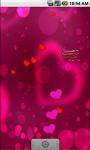 Full Heart Live Wallpaper screenshot 3/4