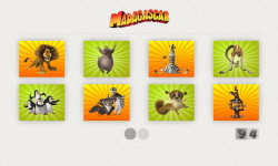 Madagascar Jigsaw Puzzles screenshot 1/4