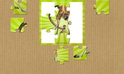 Madagascar Jigsaw Puzzles screenshot 3/4