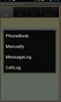 Call and SMS Blocker Free screenshot 4/5