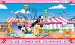 Mickey Mouse Hidden Objects  screenshot 2/5