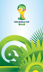 Fifa World Cup 2014 Brazil wallpaper screenshot 4/4