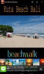 Kuta beach bali Wallpaper screenshot 4/6