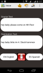 Voice To Text Translator screenshot 2/6