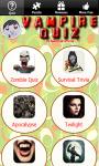 Zombie Survival Guide Quiz Twilight Vampire Trivia screenshot 1/6