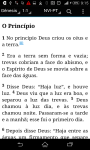 Bíblia Português- NVI  screenshot 2/3