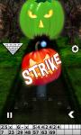 Halloween Scary Bowling J2ME screenshot 3/6
