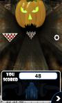 Halloween Scary Bowling J2ME screenshot 5/6