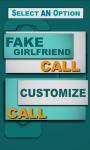 Fake Call GirlFriend and SMS screenshot 3/6