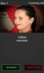 Fake Call GirlFriend and SMS screenshot 6/6