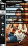 Free Guitar Music Radio screenshot 4/5