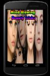 Mind Blowing Beauty Tricks screenshot 1/3