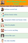 Mind Blowing Beauty Tricks screenshot 2/3