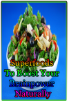 Superfoods To Boost Your Brainpower Naturally screenshot 1/3