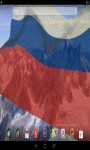 3D Russia Flag 332 screenshot 2/6