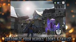 Heroes and Castles 2 exclusive screenshot 3/6