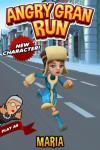 Angry Gran Run - Running Game unlimited screenshot 1/3