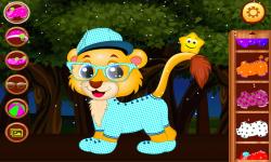 Baby Lion Salon screenshot 3/5