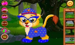 Baby Lion Salon screenshot 4/5