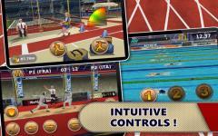 Athletics Summer Sports perfect screenshot 3/5