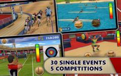 Athletics Summer Sports perfect screenshot 4/5