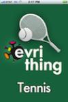 EvriThing Tennis screenshot 1/1