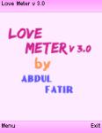 Love Meter v3 screenshot 1/1