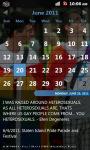 The Official Gay Calendar screenshot 2/3