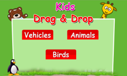 Kids Drag and Drop screenshot 1/4