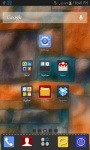 Go Launcher EX Deluxe Theme screenshot 1/3