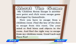Children Room Escape screenshot 2/4
