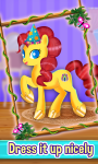 Little Pony Makeover Kids Game screenshot 4/4