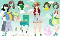 Girl Dressup II screenshot 2/4