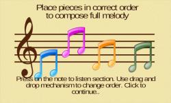 Puzzling Music screenshot 2/6